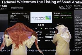 Saudi Aramco's 'greenshoe option' boosts IPO to record $40 billion