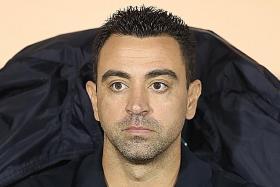Xavi Hernandez in talks to return to Barcelona as coach
