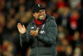 Juergen Klopp: It doesn't feel special to have broken points record
