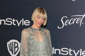 Jaime King is queen of the Golden Globes after-party red carpet
