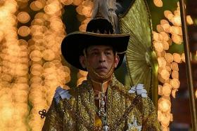 Thai King eases rules to unblock traffic