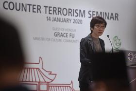 New scheme to help religious groups deal with terrorism