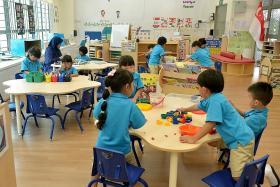 MOE kindergartens open for online registration on Feb 7