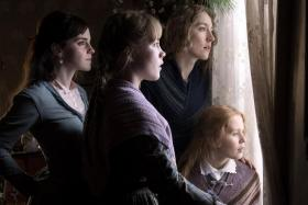 (From left) Emma Watson, Florence Pugh, Saoirse Ronan and Eliza Scanlen in Little Women