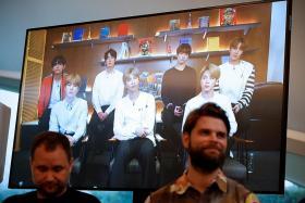 BTS unveils global modern art initiative