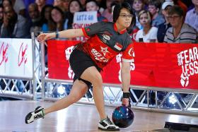 S'pore's Cherie Tan humbled by World Bowling Athlete of the Year award