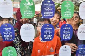 More Singaporeans seek to build cohesive society