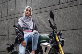 Miss Fadhillah Muhammad Hussain, 28, died after getting into a motorcycle accident in Yishun Avenue 8 on Tuesday. The circumstances of the accident have not been fully established, and her family members are appealing for witnesses who could shed light on her death.