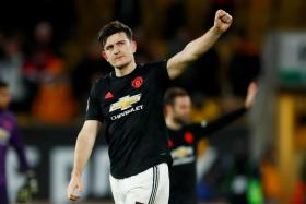 Harry Maguire is Manchester United's new captain.