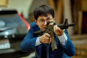 Vanguard star Jackie Chan 'trembled' after nearly drowning