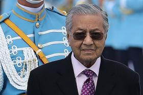 Mahathir: Coalition could be one-term govt unless it stops infighting