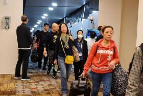 Changi widens checks as Wuhan virus spreads in China