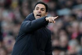 Mikel Arteta hopes fightback proves to be 'stepping stone' for Arsenal