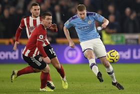 Assist king Kevin de Bruyne makes history in English Premier League