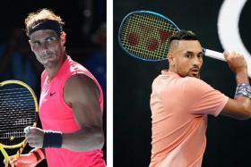Rafael Nadal has a 4-3 head-to-head record over Nick Kyrgios.