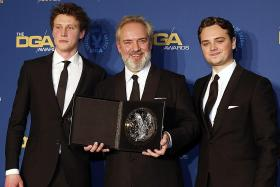Sam Mendes, 1917 stake claim as Oscar front runners