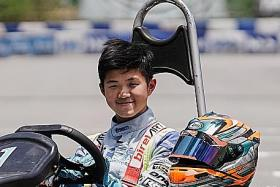 Singapore trio finish in top 3 in World Series Karting Champions Cup