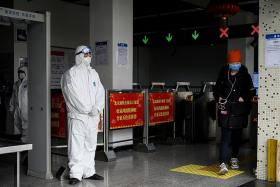 Wuhan virus: Experts say outbreak will last months