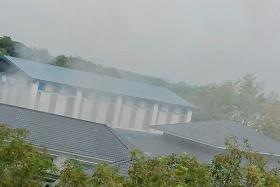 Fire breaks out at Concord Primary School after CNY break