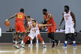 Singapore Slingers win, but coach warns against complacency