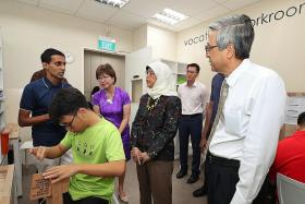 Ensure the disadvantaged can maximise their potential: Halimah
