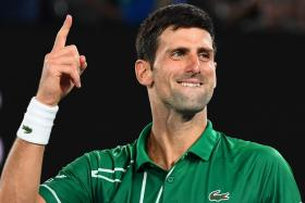 Novak Djokovic has won all seven Melbourne finals he has played in.