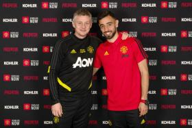 Manchester United manager Ole Gunnar Solskjaer is expecting great things from new signing Bruno Fernandes.