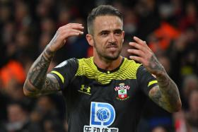 Danny Ings has scored 14 goals in 24 games for Southampton this season.