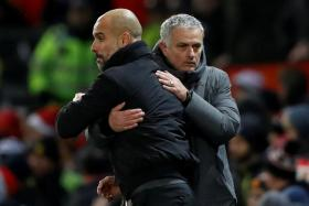 Jose Mourinho has found an unlikely ally in former nemesis Pep Guardiola.