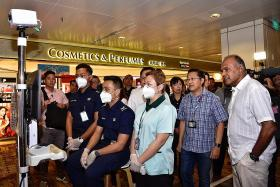 15 barred from entering Singapore since travel restrictions kicked in