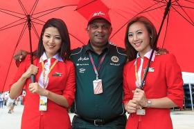 AirAsia's Fernandes denies Airbus bribe involving his former F1 team