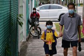 Coronavirus: Large group activities in schools suspended