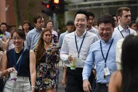 Singapore needs right mix of local, foreign manpower: Chan