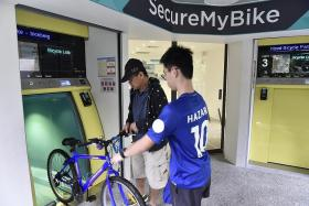 Rise of shared bikes led to closure of Admiralty parking facility