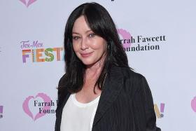 Charmed star Shannen Doherty has Stage 4 breast cancer