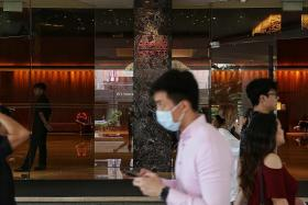 Four more confirmed virus cases in Singapore