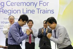 Future MRT trains to have emergency batteries