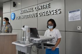 Widespread hospital-based spread of coronavirus not a major concern