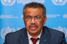 WHO warns overseas virus spread may be 'tip of the iceberg'