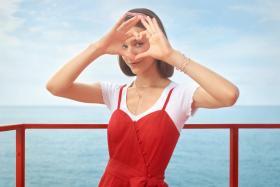 Swarovski's Valentine's Day Collection