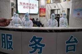 Wuhan doctors face shortage of protective gear