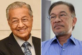 PAS: Power transition deal between Dr M, Anwar is unconstitutional