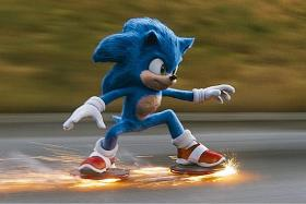 Sonic The Hedgehog booms to top of US box office with $79m