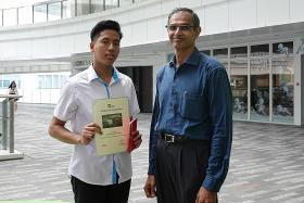 ITE student's brave act leads to arrest of alleged stalker