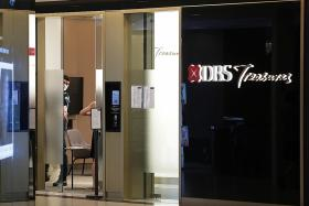Ngee Ann City cordons off office floor after DBS worker infected