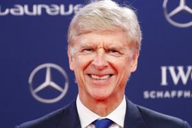 Former Arsenal manager Arsene Wenger is currently Fifa's head of global development.