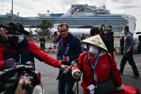 Japan draws criticism on how it handled coronavirus outbreak on ship