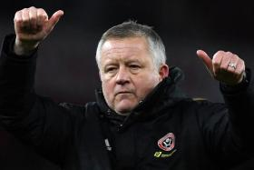 Sheffield United manager Chris Wilder said his target at the start of this English Premier League season was survival but, now, he is aiming for Champions League qualification.