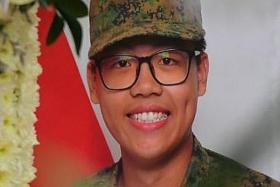 6 SAF servicemen charged in military court over 2018 death of NSF