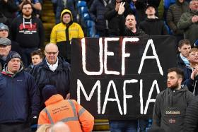 Manchester City set for all-out war against Uefa: Richard Buxton